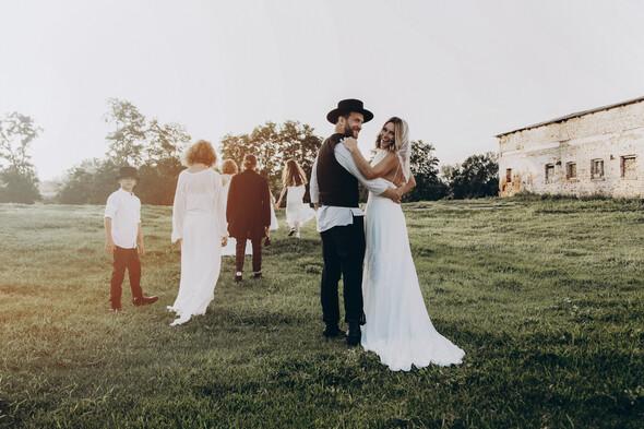AMISH WEDDING - фото №44