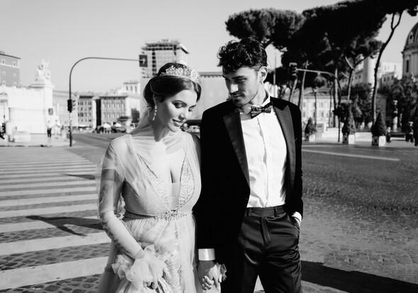 ILANIYA & CARLOS WEDDING IN ITALY - фото №13
