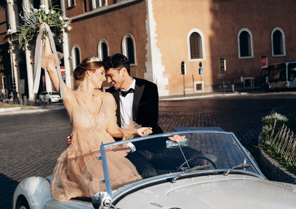 ILANIYA & CARLOS WEDDING IN ITALY - фото №3