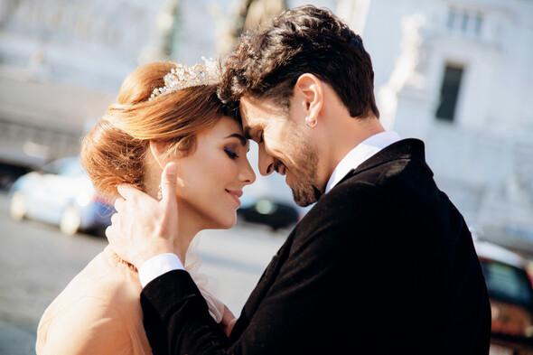 ILANIYA & CARLOS WEDDING IN ITALY - фото №6