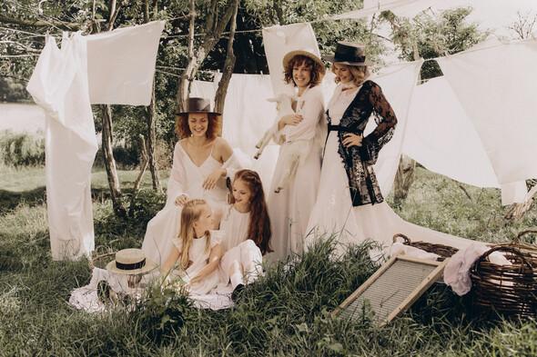 AMISH WEDDING - фото №8