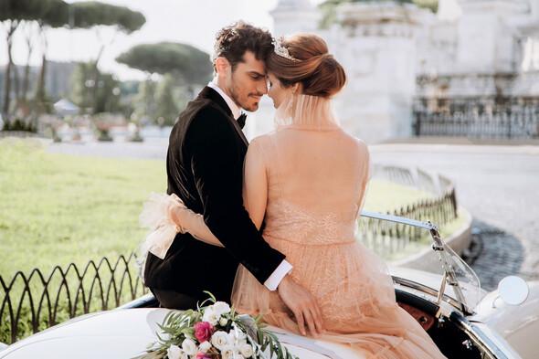 ILANIYA & CARLOS WEDDING IN ITALY - фото №8