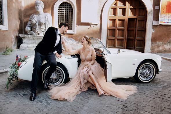 ILANIYA & CARLOS WEDDING IN ITALY - фото №10