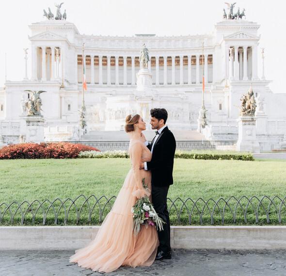 ILANIYA & CARLOS WEDDING IN ITALY - фото №2