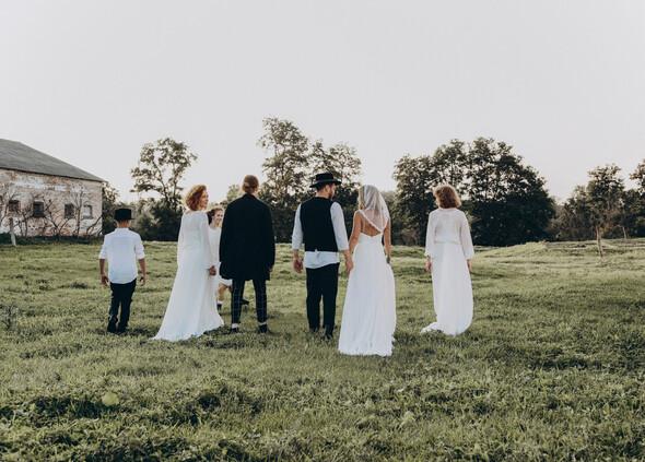 AMISH WEDDING - фото №43