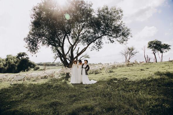 AMISH WEDDING - фото №11