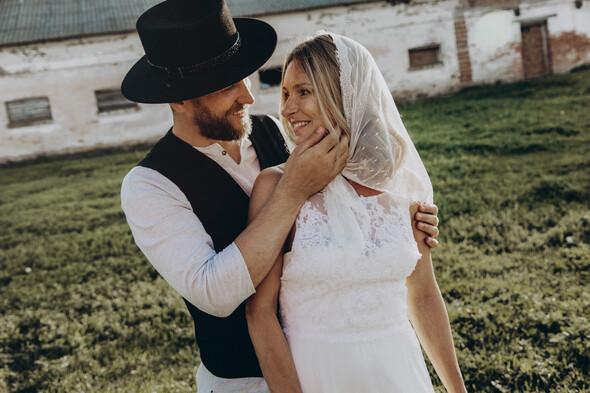 AMISH WEDDING - фото №28