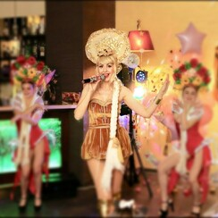 Концертна шоу програма -  ОЛЬГА не ПОЛЯКОВА - артист, шоу в Черкассах - фото 3