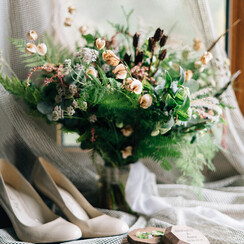 Виола Горбачёва - декоратор, флорист в Одессе - фото 1
