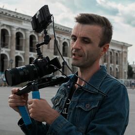 Видеограф Александр Чечелюк