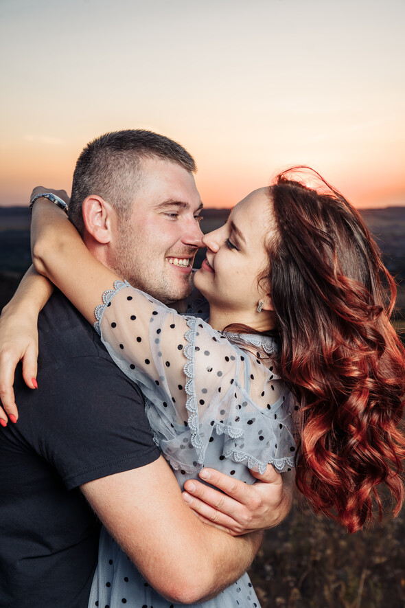 Love Story ❤️ Anastasia & Dmitriy  - фото №7