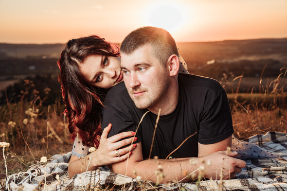 Love Story ❤️ Anastasia & Dmitriy  - фото №2