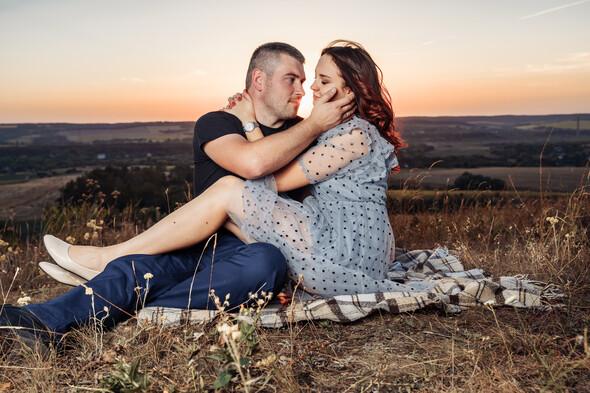 Love Story ❤️ Anastasia & Dmitriy  - фото №18