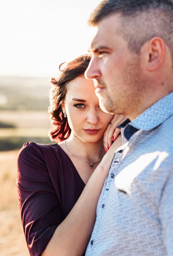 Love Story ❤️ Anastasia & Dmitriy  - фото №15