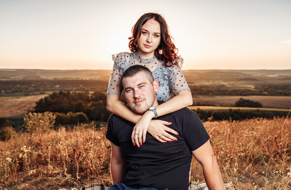 Love Story ❤️ Anastasia & Dmitriy  - фото №9