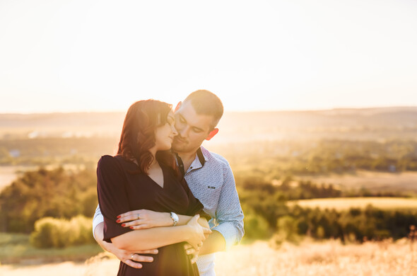 Love Story ❤️ Anastasia & Dmitriy  - фото №14