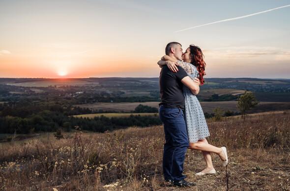 Love Story ❤️ Anastasia & Dmitriy  - фото №10
