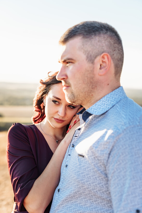 Love Story ❤️ Anastasia & Dmitriy  - фото №30