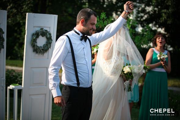 Свадебная история со вкусом МАНГО - фото №15