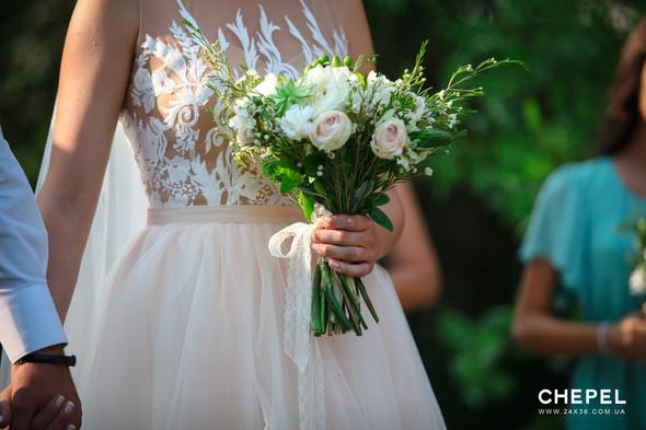 Свадебная история со вкусом МАНГО - фото №17