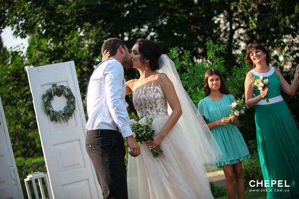 Свадебная история со вкусом МАНГО - фото №16