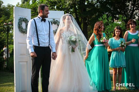 Свадебная история со вкусом МАНГО - фото №11
