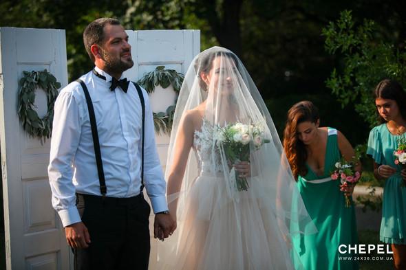 Свадебная история со вкусом МАНГО - фото №10