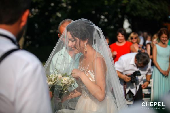 Свадебная история со вкусом МАНГО - фото №8