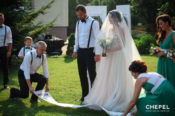 Свадебная история со вкусом МАНГО - фото №12