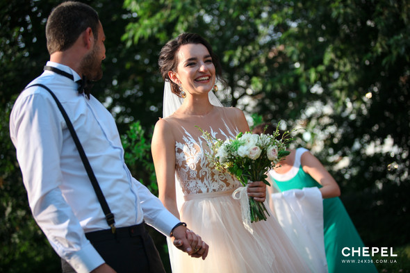 Свадебная история со вкусом МАНГО - фото №18