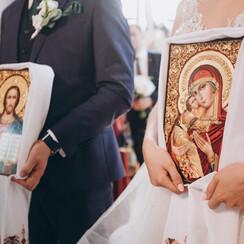 Orthodox Icons - иконописец Иваненко Сергей - свадебные аксессуары в Киеве - фото 1