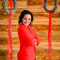 Анна Волошина - ведущий в Черкассах - фото 4