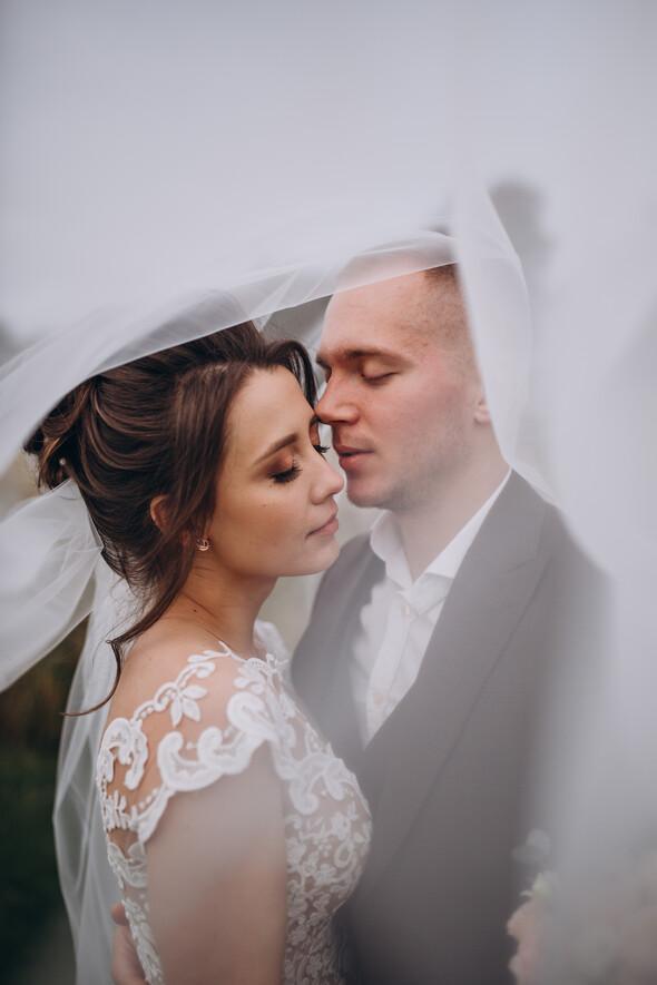 Свадебная фотосессия в Межигорье - фото №9