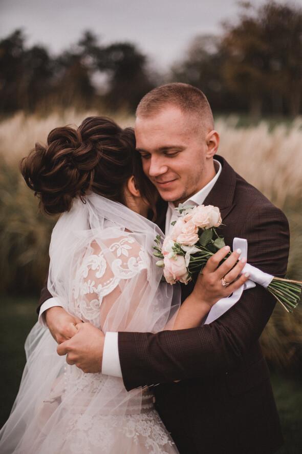 Свадебная фотосессия в Межигорье - фото №8