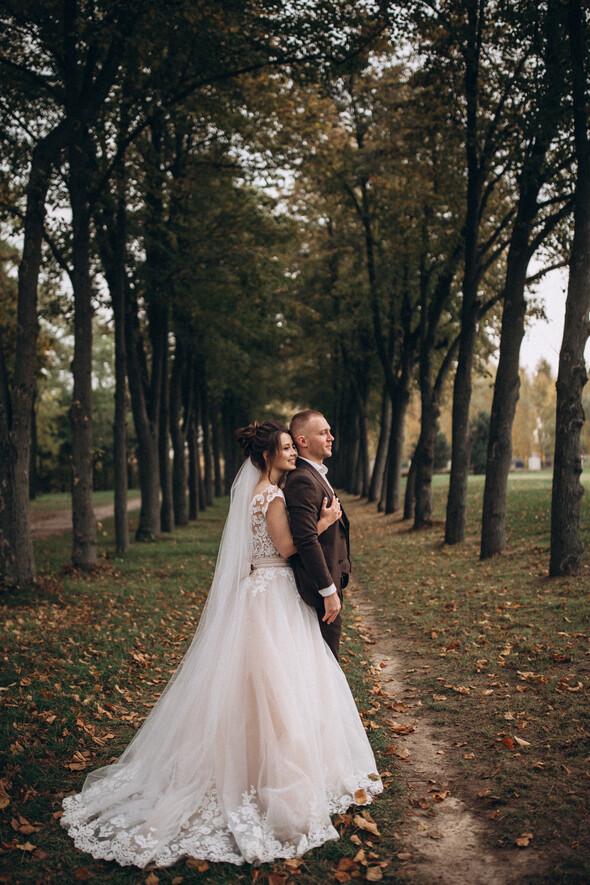 Свадебная фотосессия в Межигорье - фото №3