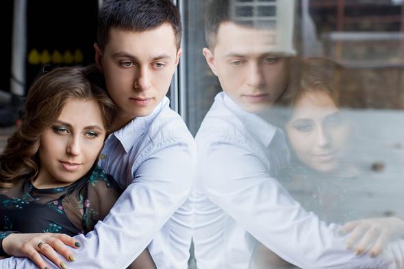 Love story | Женя + Сергей - фото №21