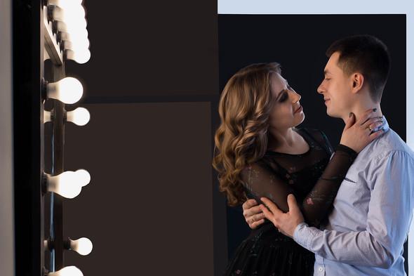 Love story | Женя + Сергей - фото №6