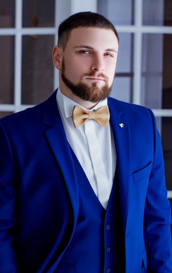 В стиле ROCOCO! Надежда и Дмитрий - фото №41