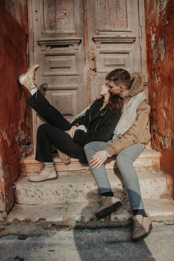 Городская Love Story - фото №20
