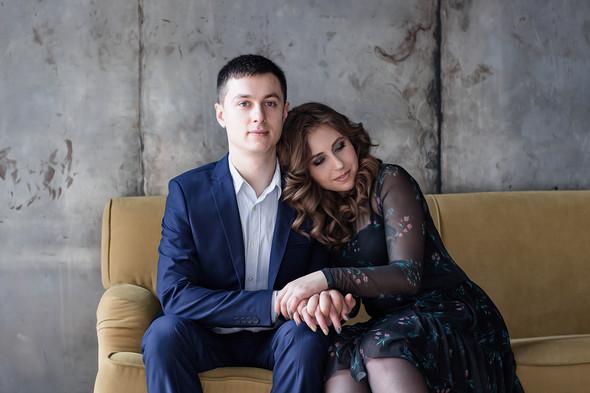Love story | Женя + Сергей - фото №38