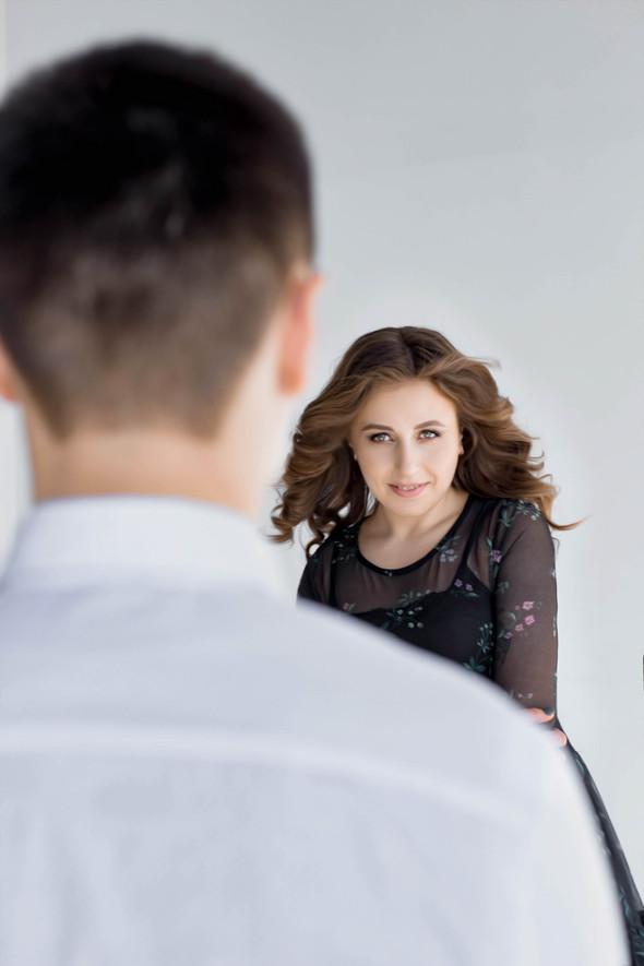 Love story | Женя + Сергей - фото №25