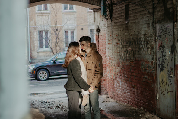 Городская Love Story - фото №15