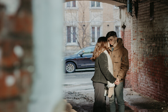 Городская Love Story - фото №16