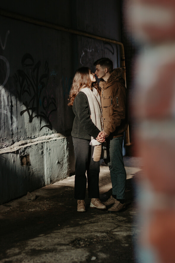 Городская Love Story - фото №17