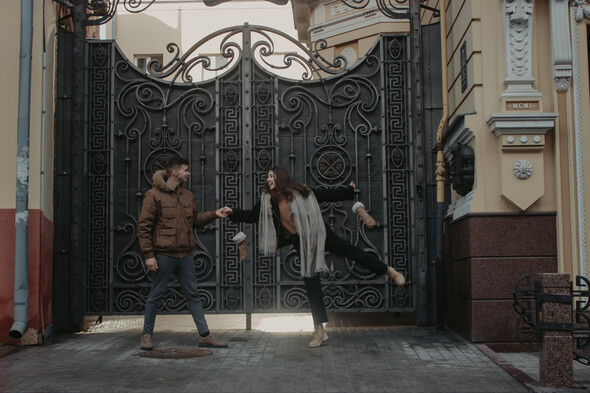 Городская Love Story - фото №12