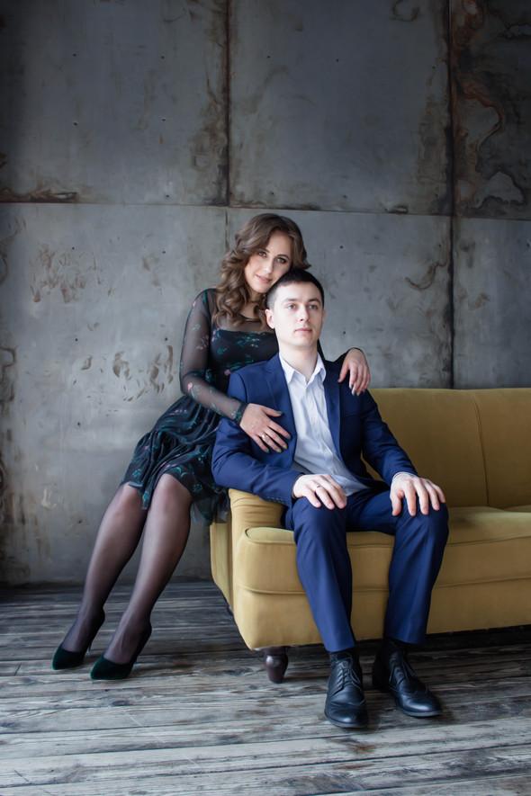 Love story | Женя + Сергей - фото №37