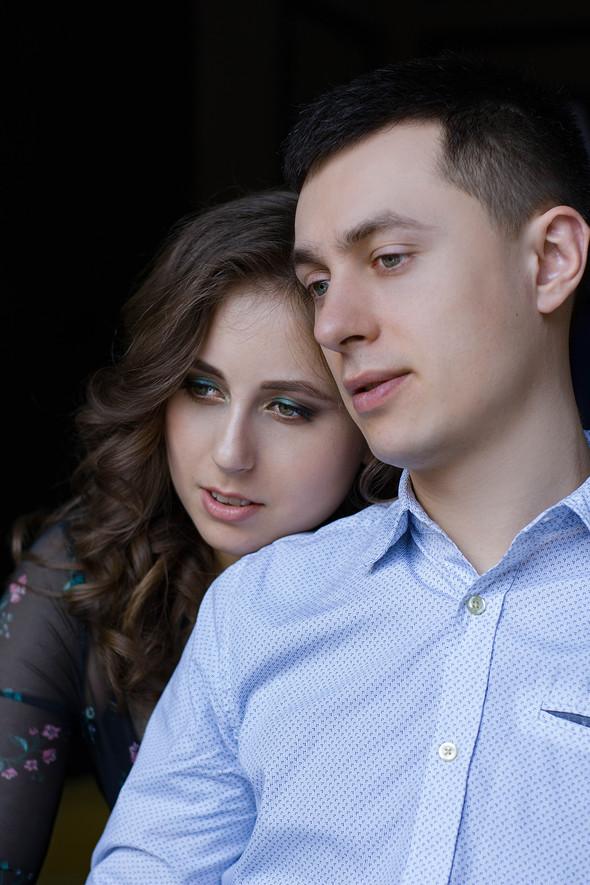 Love story | Женя + Сергей - фото №42