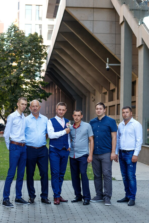 Свадьба Яны и Сергея - фото №21