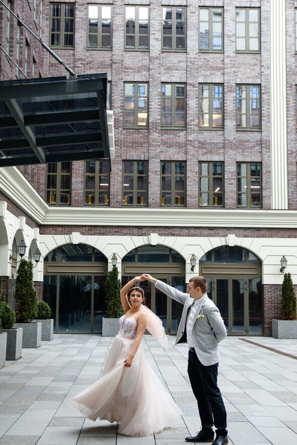 Свадьба Дарьи и Алексея  - фото №8