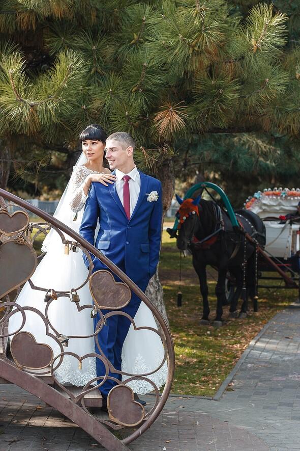 Свадьба Виталия и Юлии - фото №13